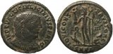 Roman coin of Licinius I AE follis, Nicomedia Mint - IOVI CONSERVATORI