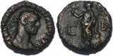 Roman coin of the Emperor Diocletian